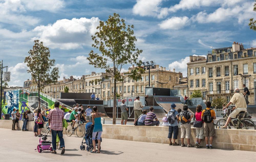 investir à Bordeaux Quai des Chartrons