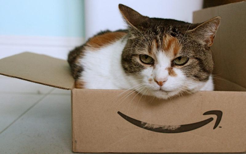 Contacter service client Amazon